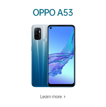 OPPO A53 #BetterAtHome