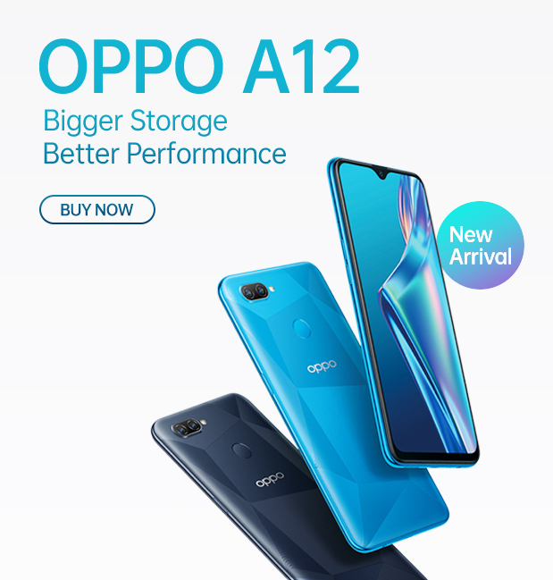 OPPO A12 Flash Sale
